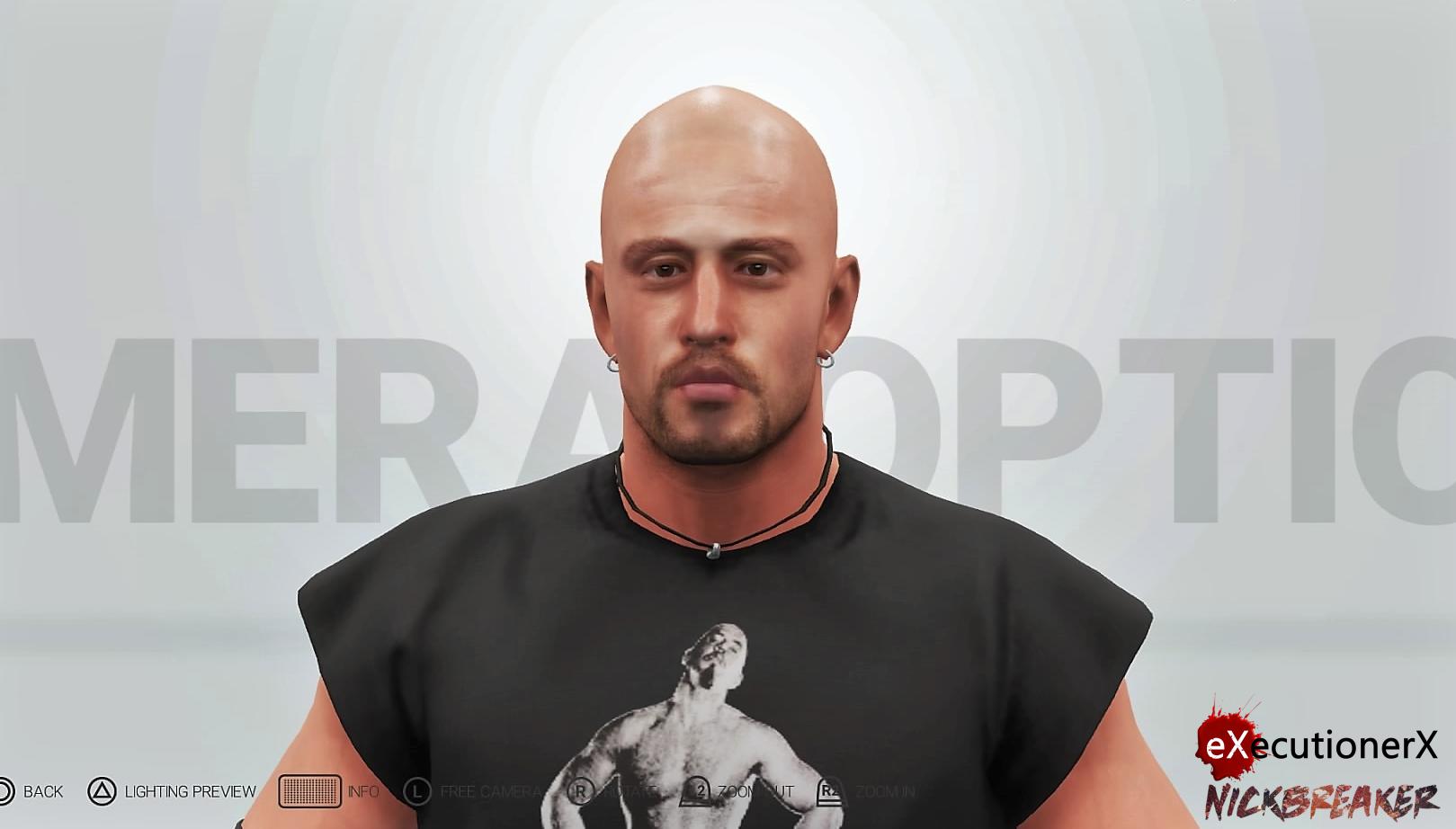 NICKBREAKER.WWE.2K18.2K19.2K20.NXT.ROH.I
