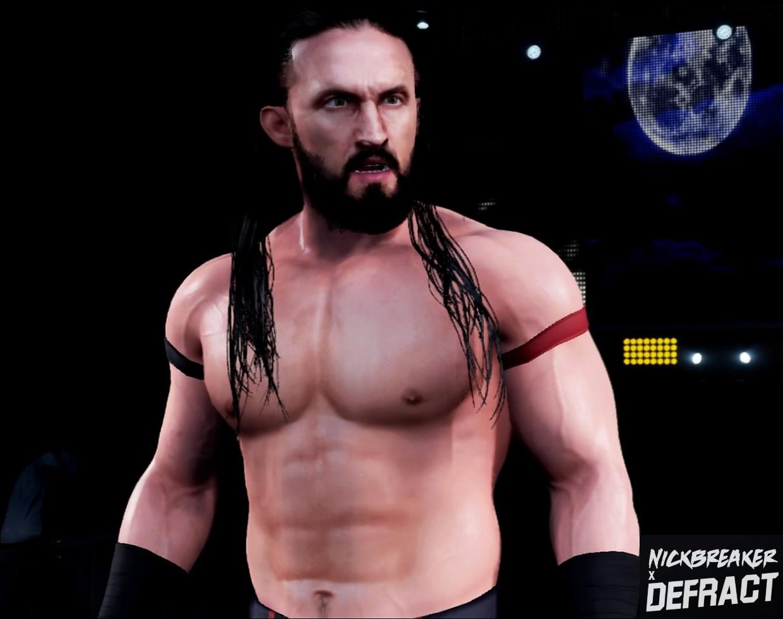 PAC.NEVILLE.DRAGON.GATE.NICKBREAKER.WWE.