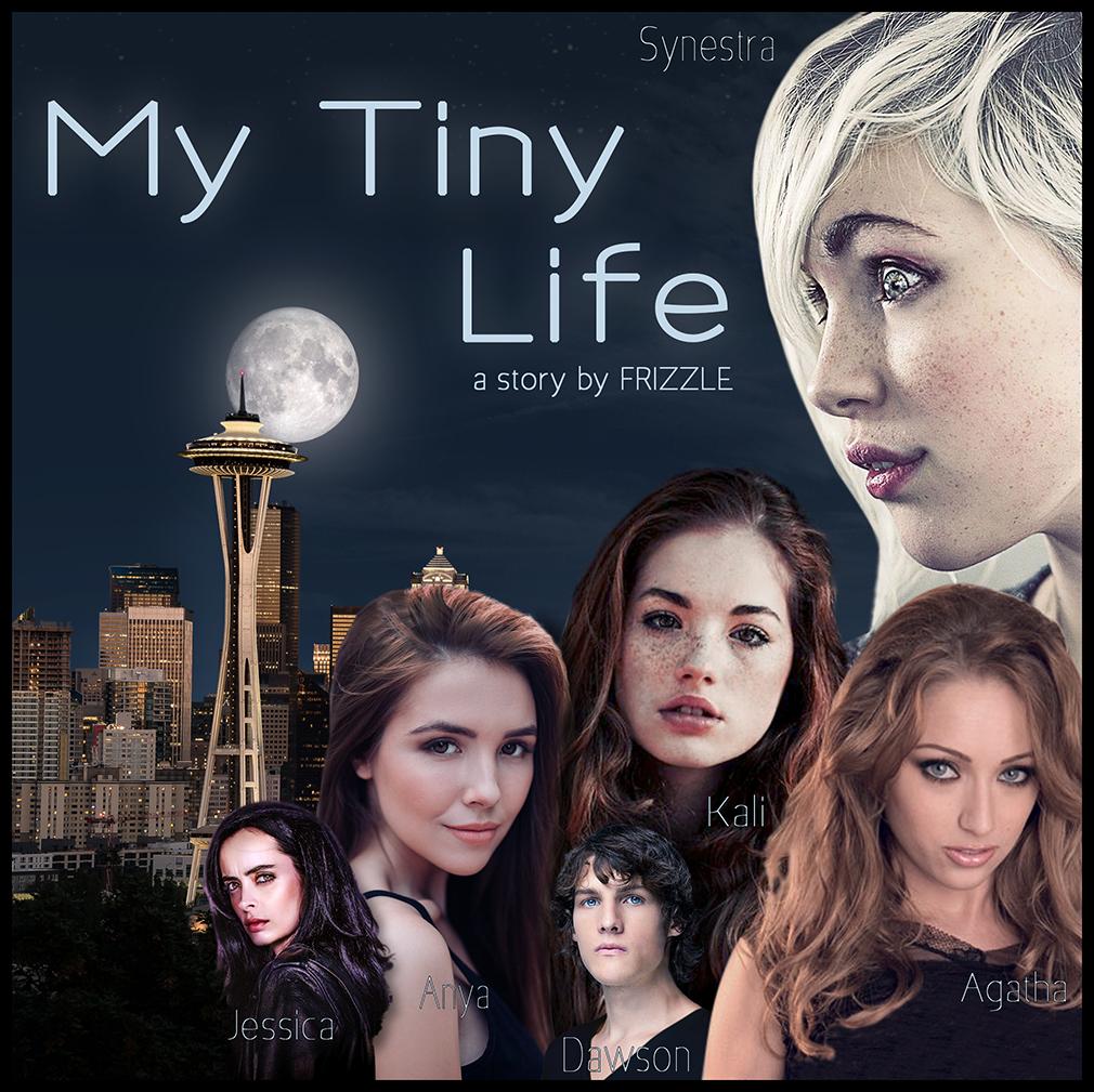 My Tiny Life Cover
