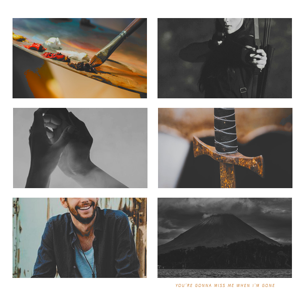 Absence de Léo/Priam Aesthetic