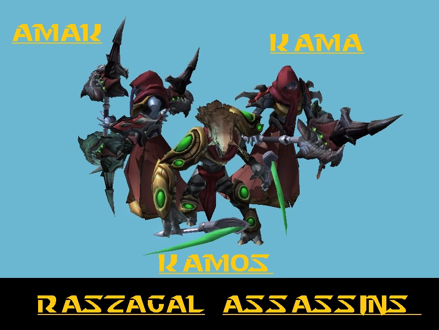 Raszagal assassins