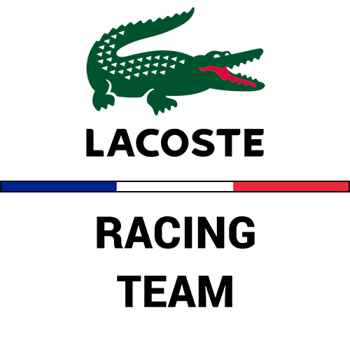 [F1] Formation des écuries - Teams creation Logo_Lacoste_Racing_noir