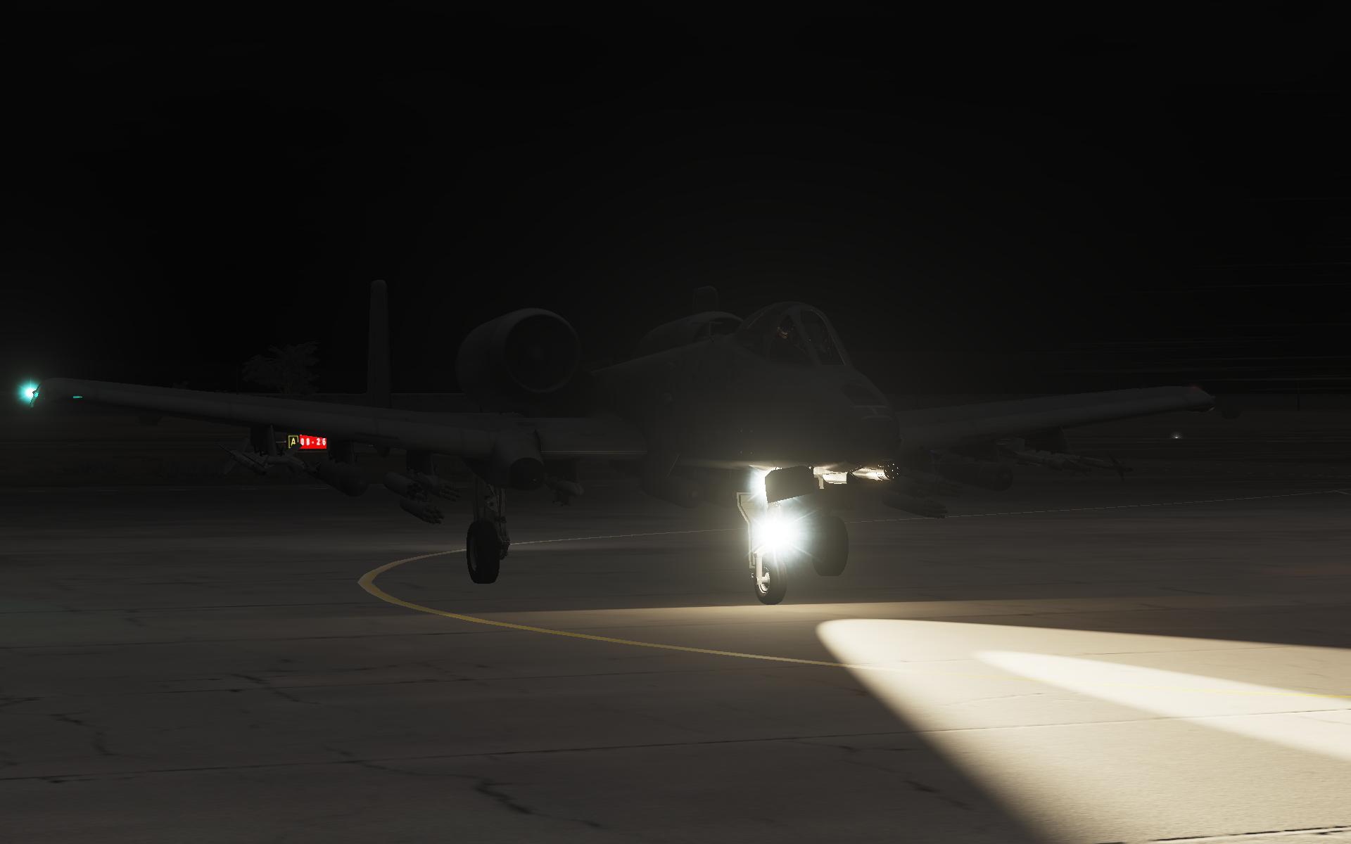 A-10C IAF