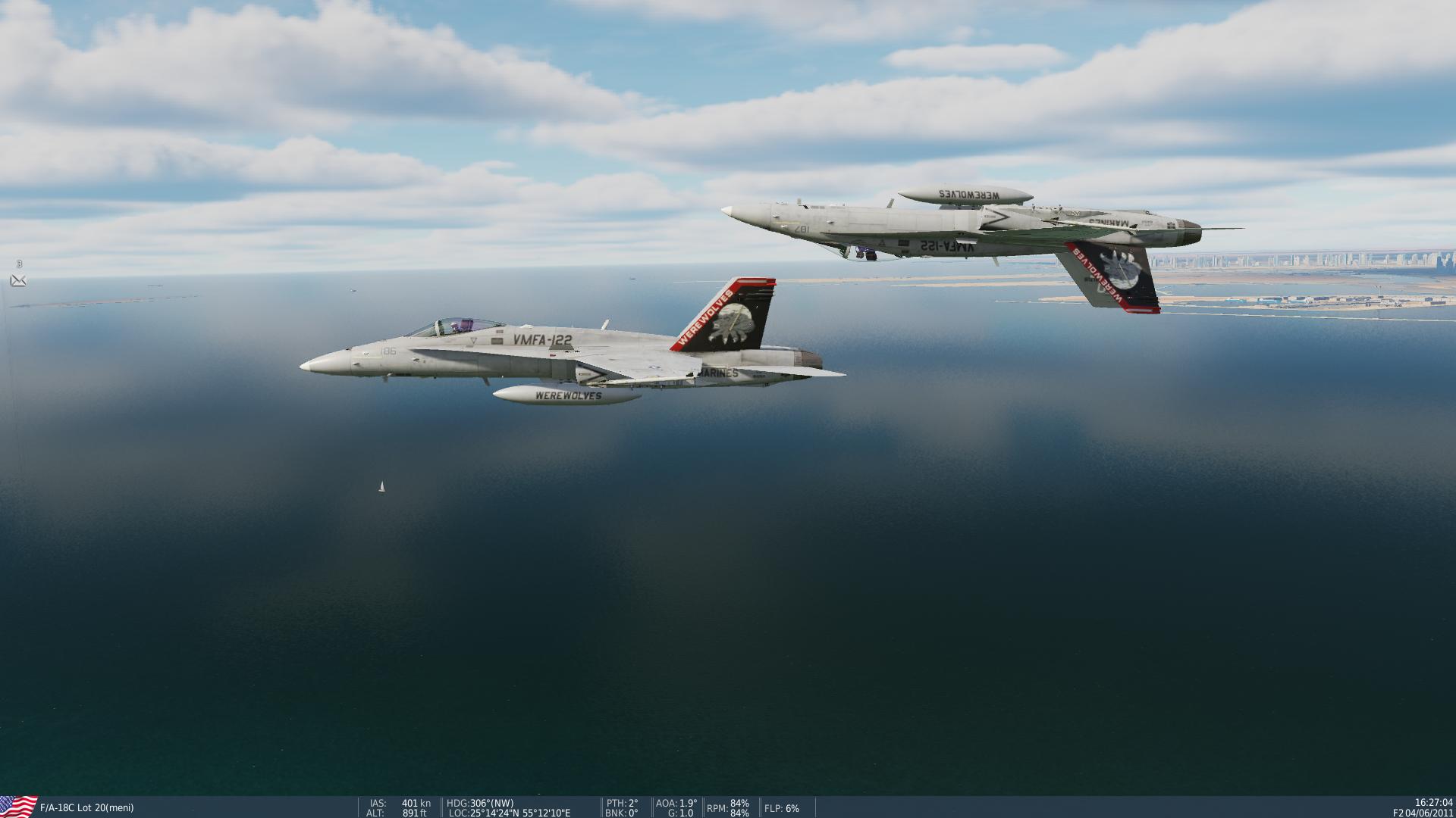 נותן לטייס מוכשר ביותר להפוך אותי לשפן ניסוים אווירובטי