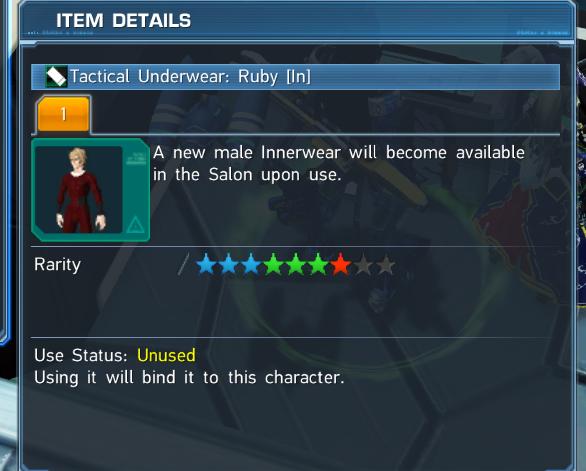 Ruby suit