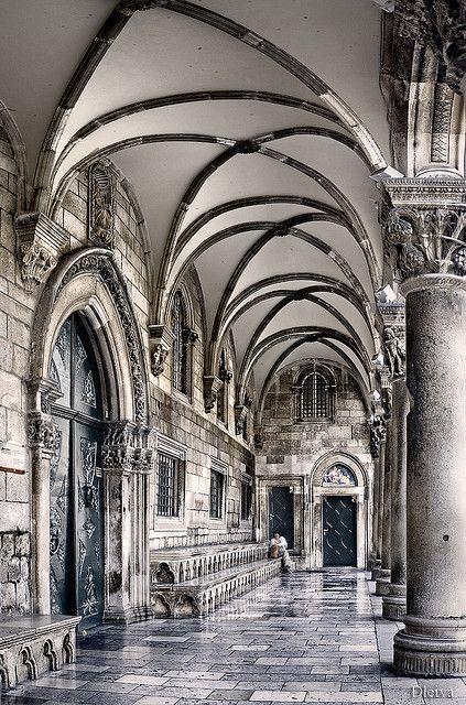 Uličky paláce Ulicky_palace