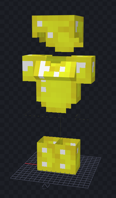 Armour Model for Entity