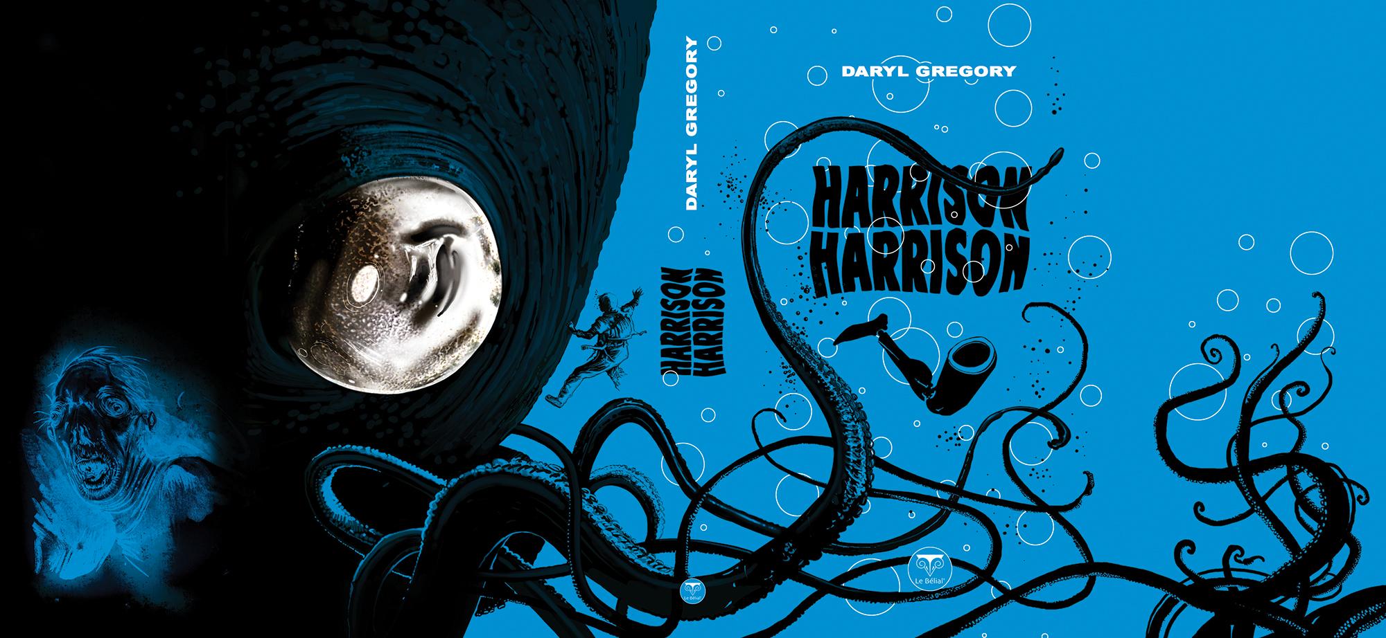 Harrison Harrison David Gregory
