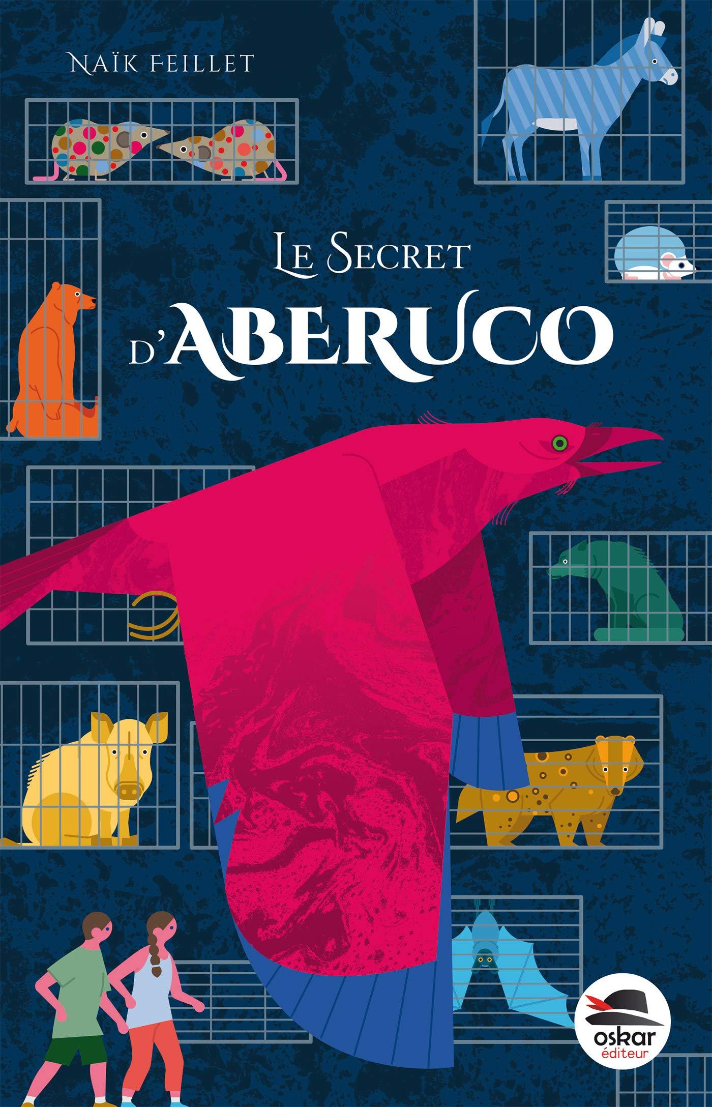 Le secret d'Aberuco Naïk Feillet