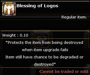 Blessing of Logos