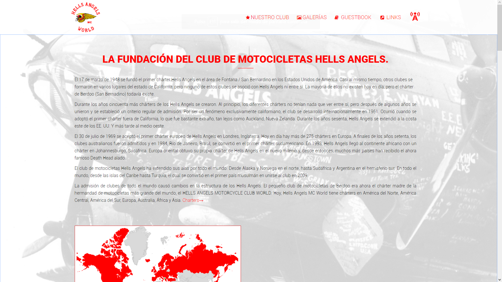 Hells Angels Motorcycle Club Colorado 1% Unknown