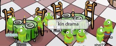 kin drama!!