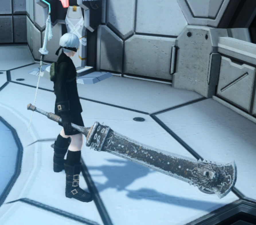 Sword(Hero)/Double Saber