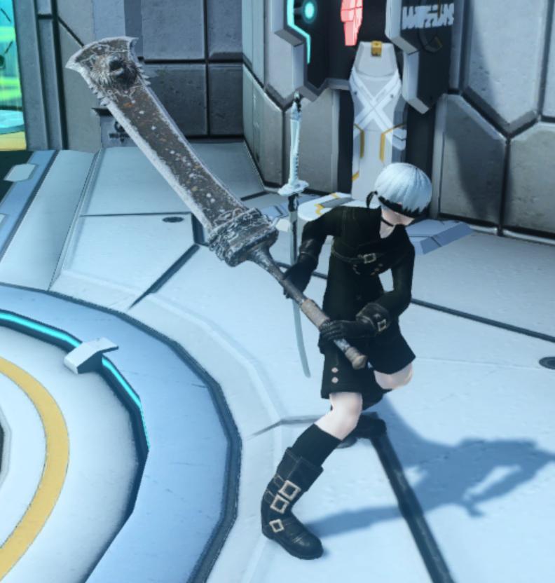 Sword(Hunter)