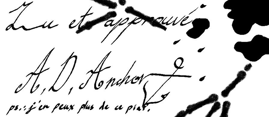 La chasse-partie (à lire impérativement et à signer) - Page 2 Signature