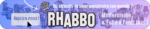 Rhabbo.fr - Modernisme & Folie à l'état brut !