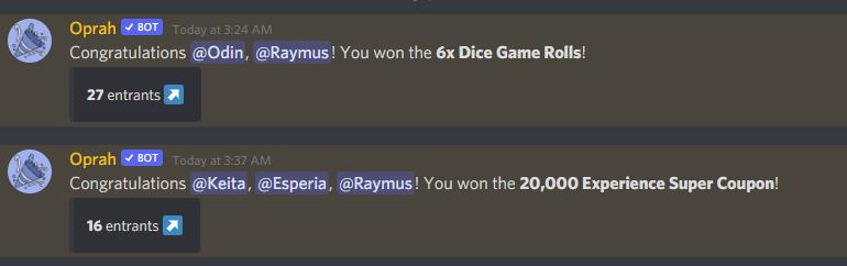 Ray's Dice Game Woohoo