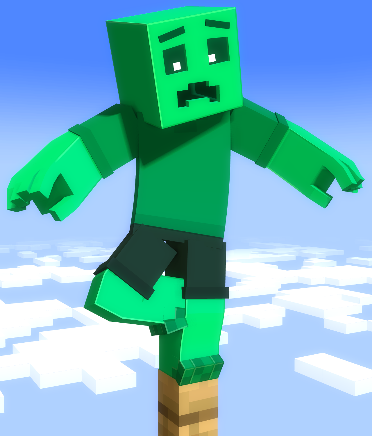 VoxelCreep_-_Pose_Test_4.png