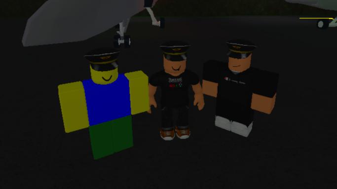 Hornet gang pilots