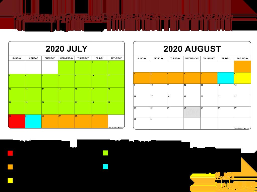 Timeline after the deadline