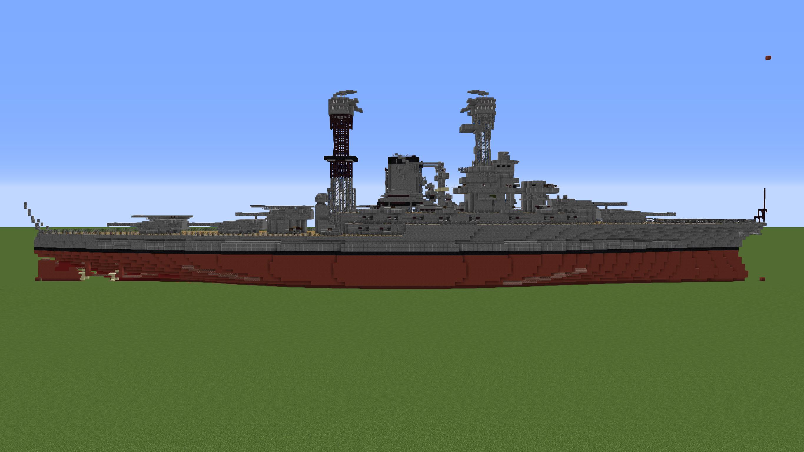 A massive super dreadnought inbound.