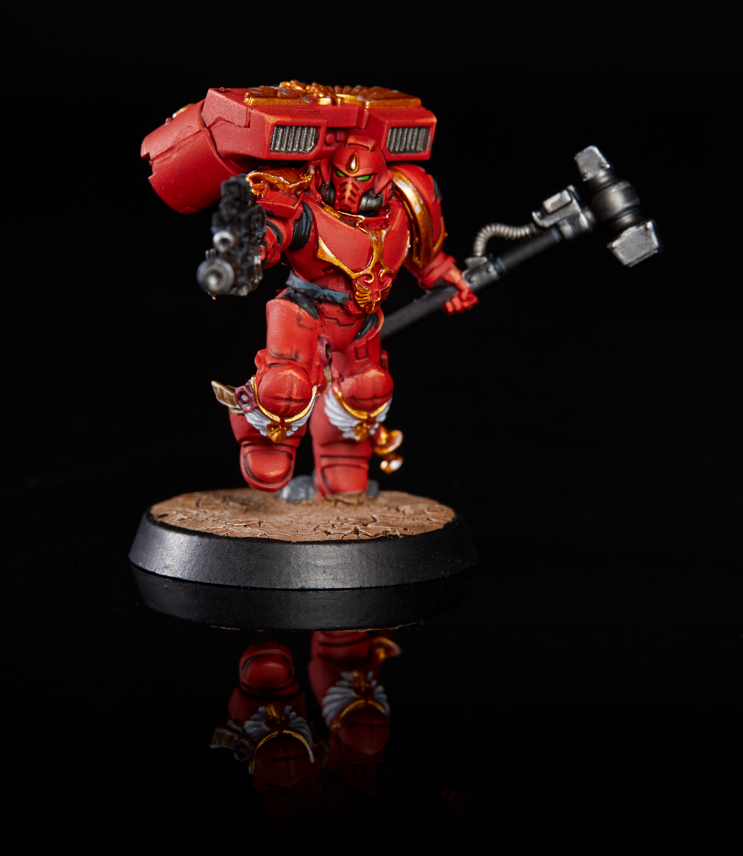 Booley and Pendant can finally shut the fuck up about Blood Angels not being playable