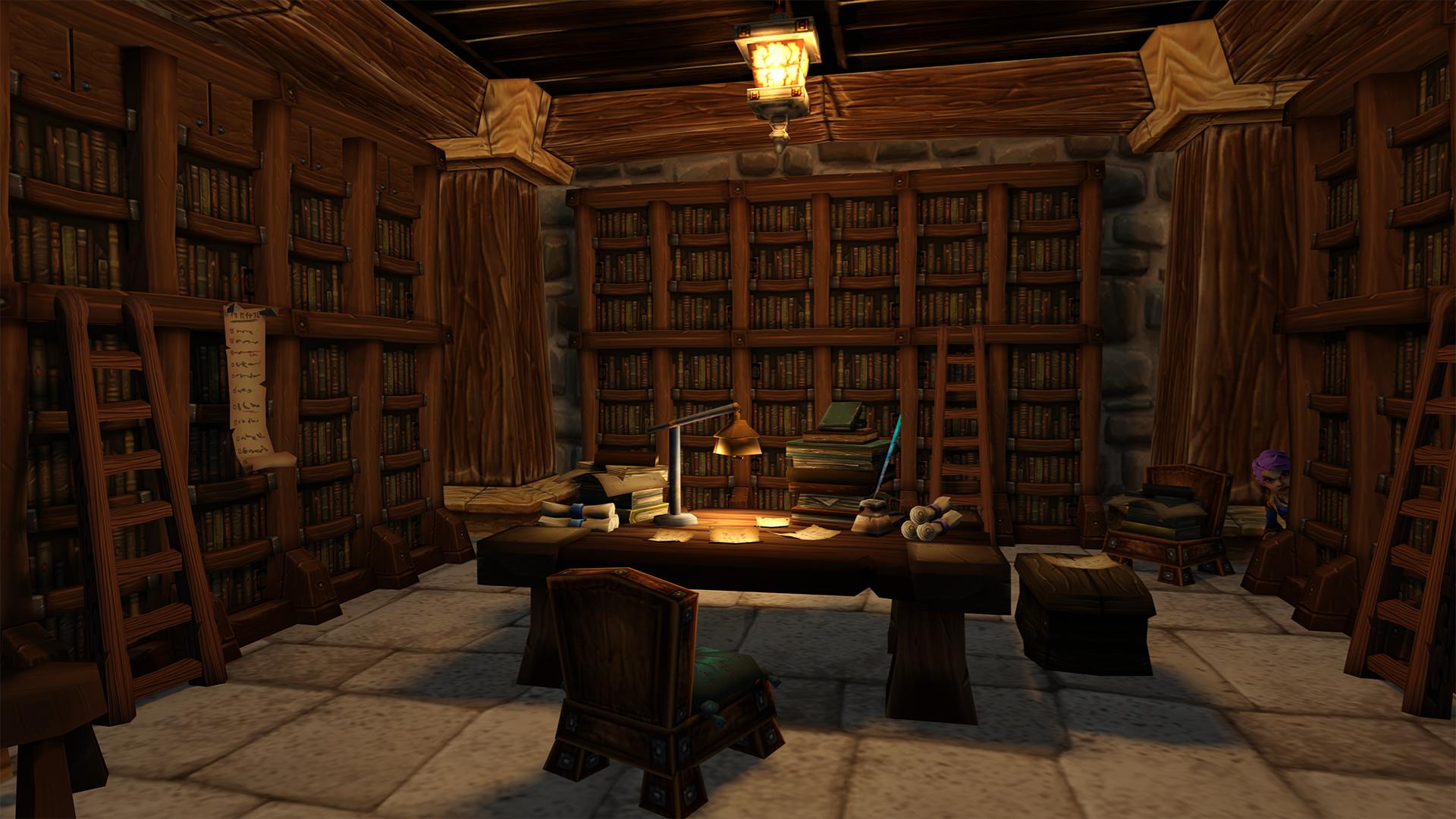 [Descriptif] La caserne de la Garde A_Blender_Archives