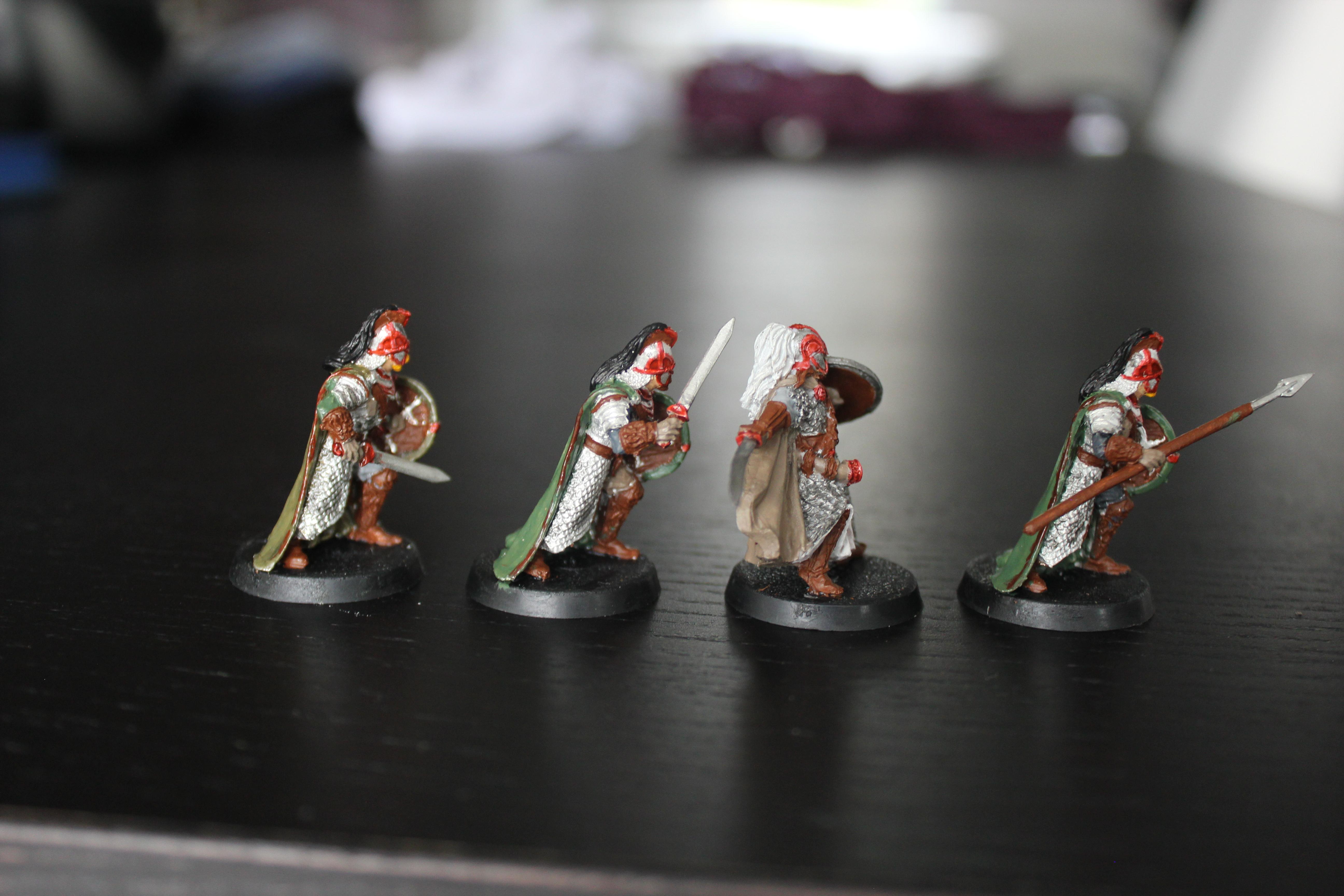 [Les combattants du Gouffre] Erkenbrand et Gardes Royaux IMG_9523