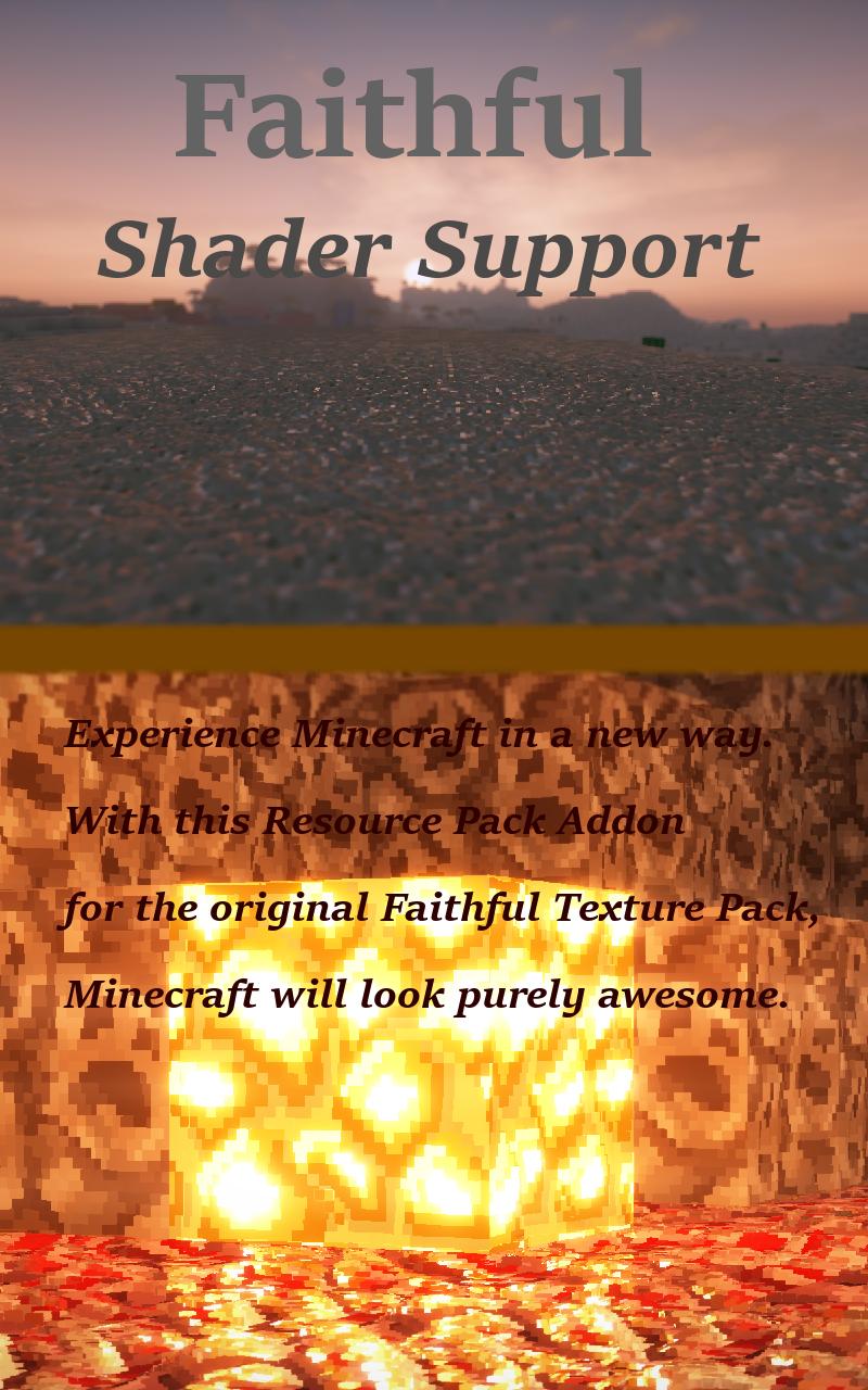 FaithfulShaderSupportPic1