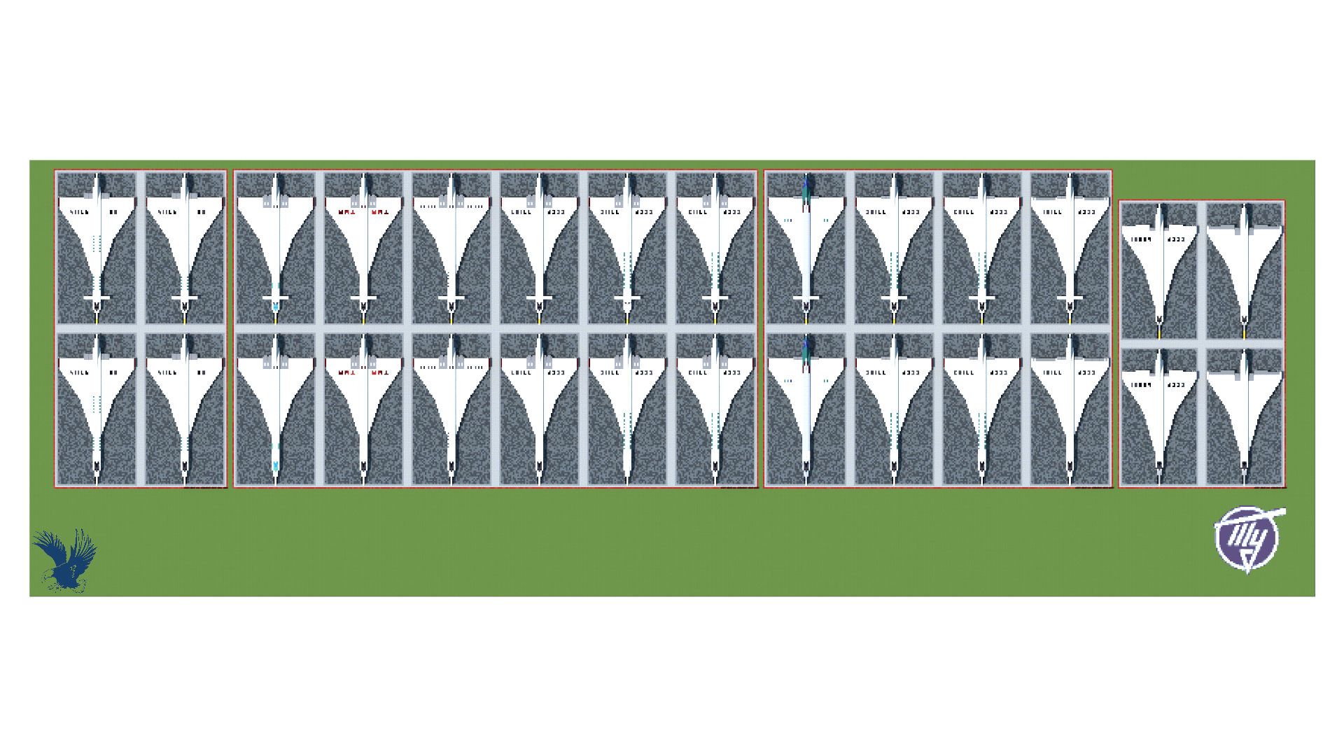 Tupolev Tu-144 | Full Interior | Download Minecraft Map