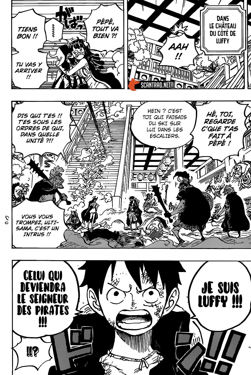 One Piece Manga 983 [Francés] 08