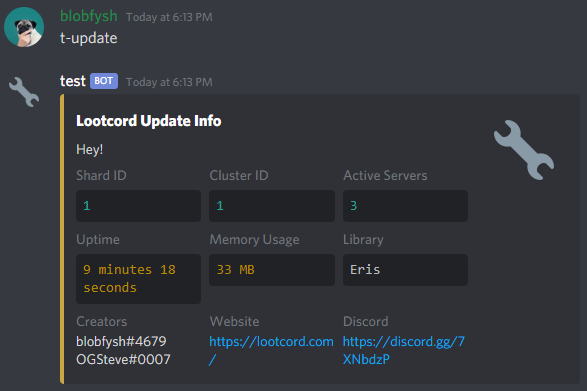 Lootcord Rewrite