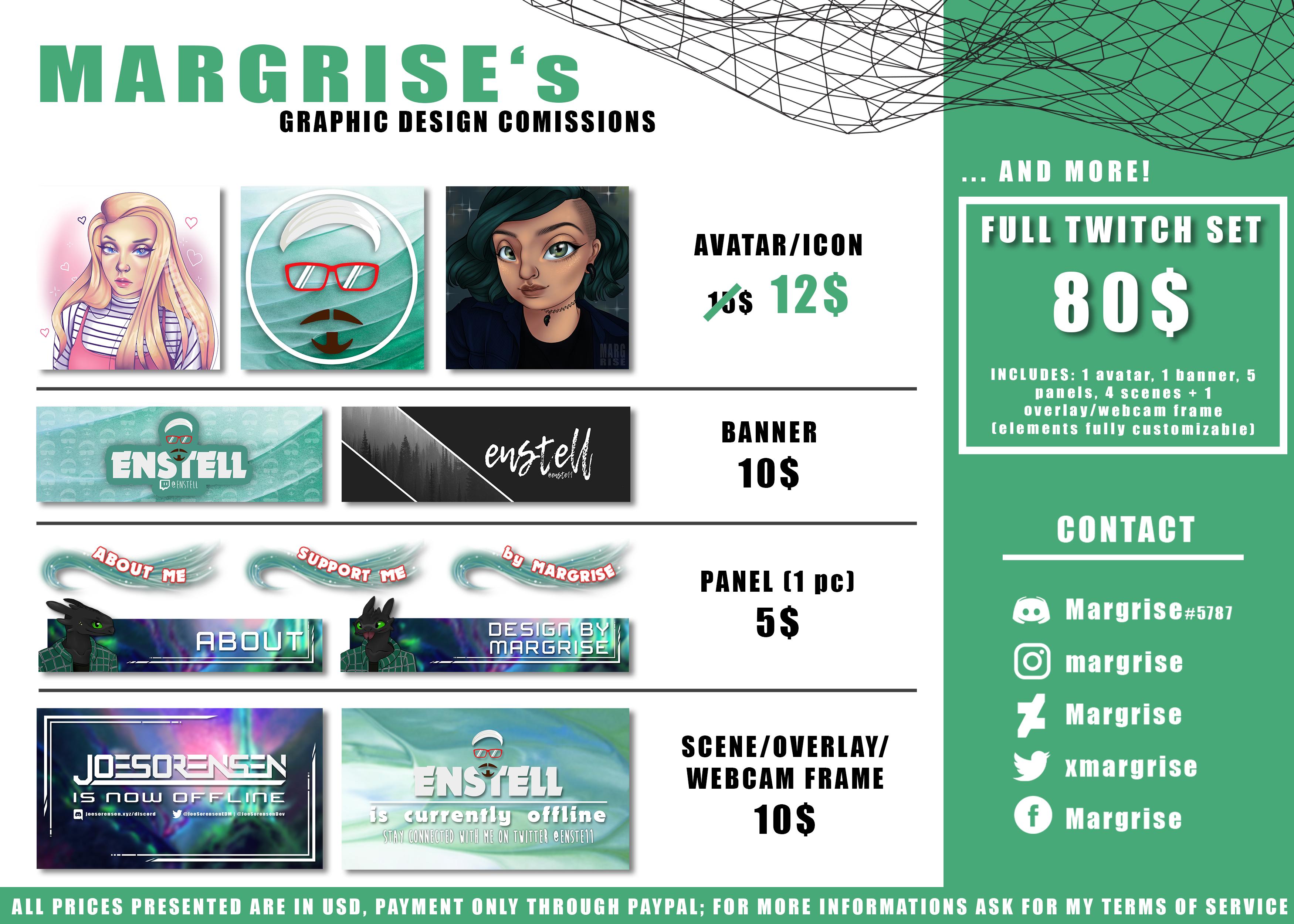 [Discord-Artist]: Margrise#5787