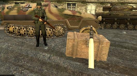Tout savoir sur l'armée Allemande Unknown