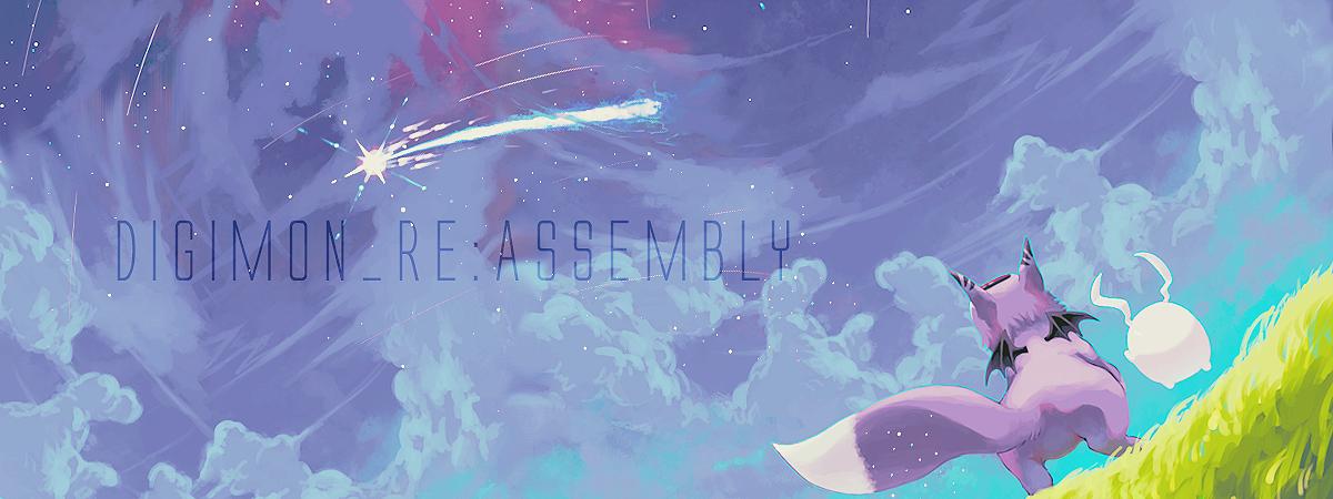 Digimon Re:Assembly Logodra