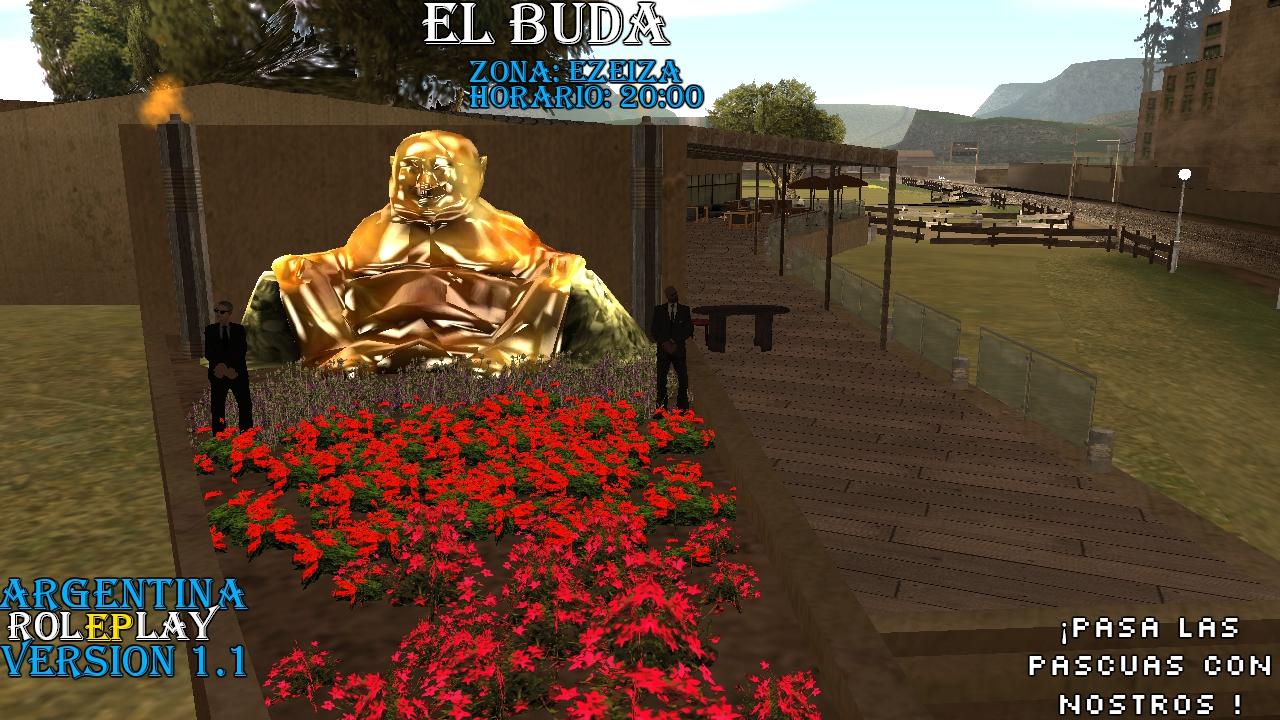 [Anuncio] Fiesta de pascua El_buda