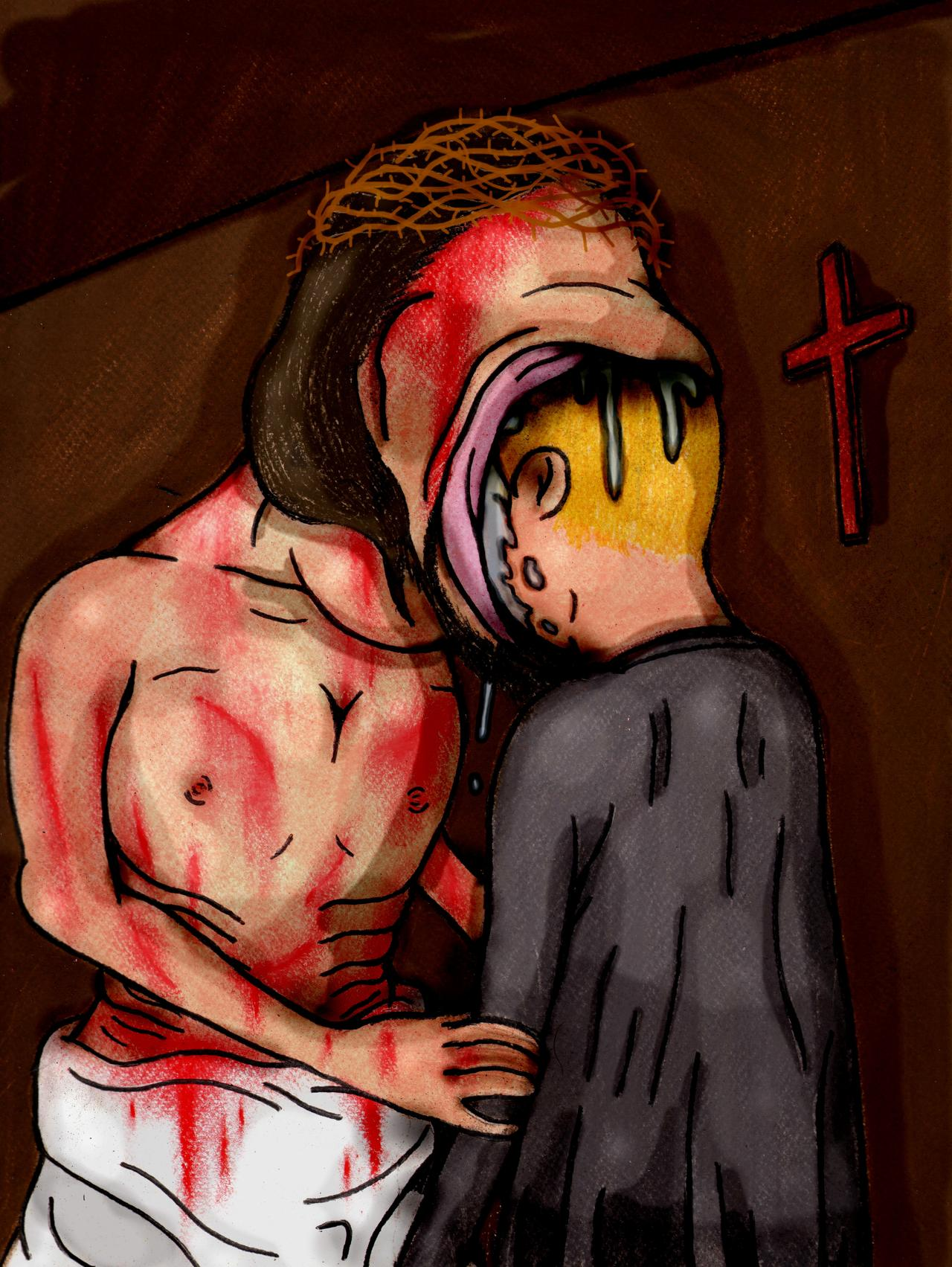 scp_5991_his_holy_digestive_tract_by_charcoalman_ddv15u2-fullview.jpg