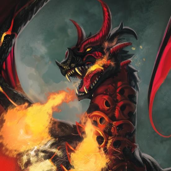 Celosia, Dragon of Fire