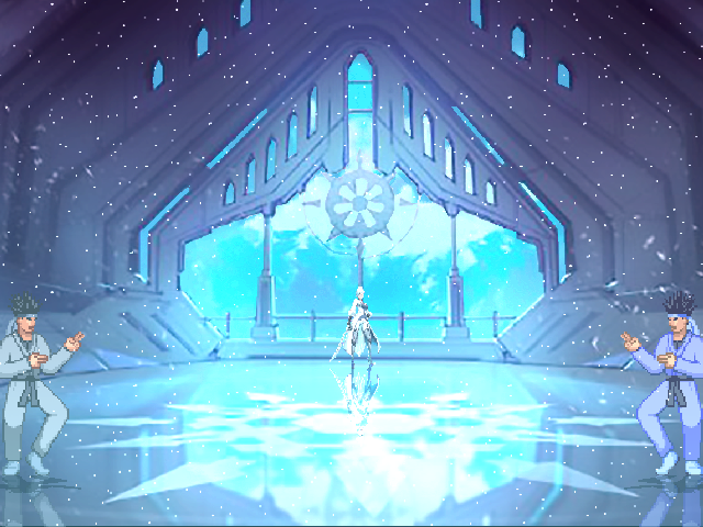 RWBY_Schnee Training Room 1.0/1.1 Mugen005