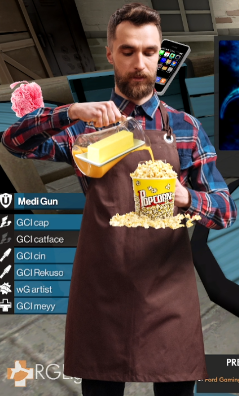 butter man