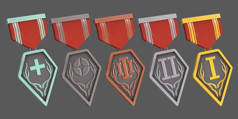LNTF2C Medals
