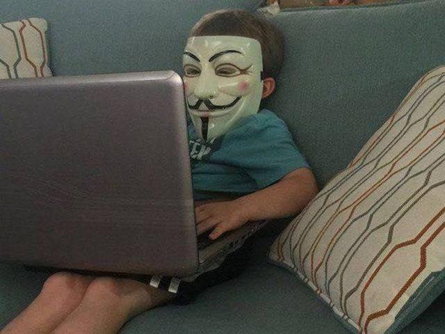 Hacker Mang