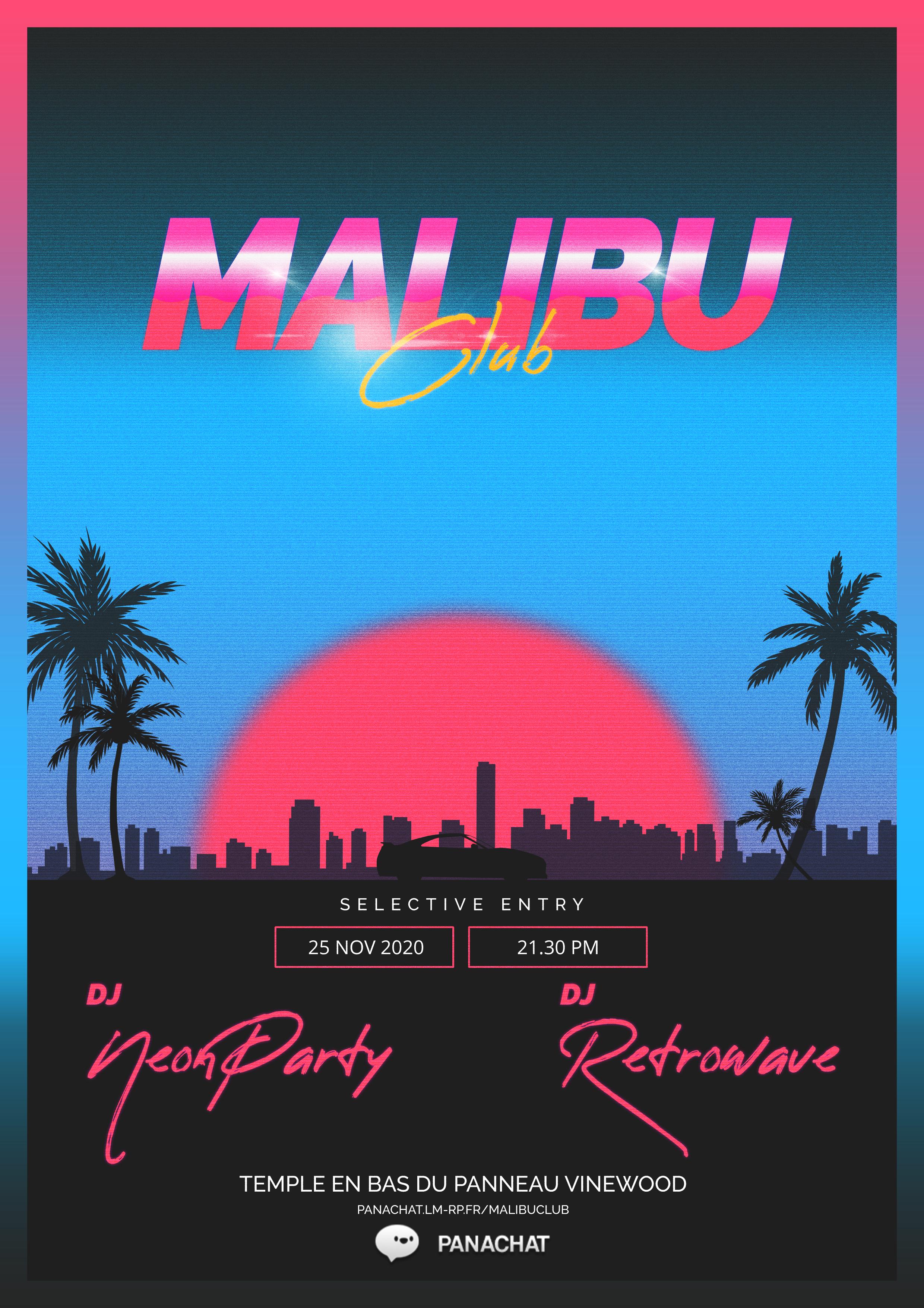(EVENT) Malibu Club 2457387