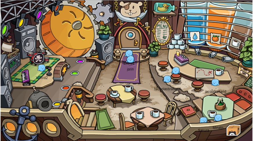 Blob In Box Critters
