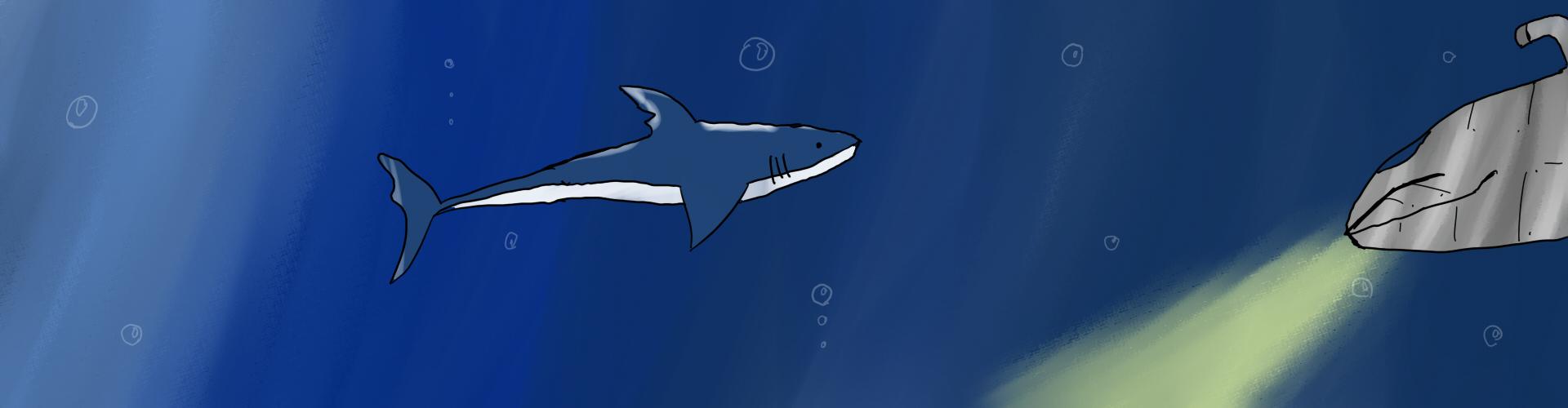 Shark-Trage
