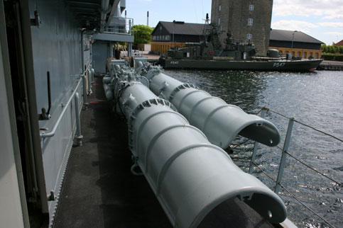 533mm torpedo - Historical Proposal: T6 Destroyer Peder Skram