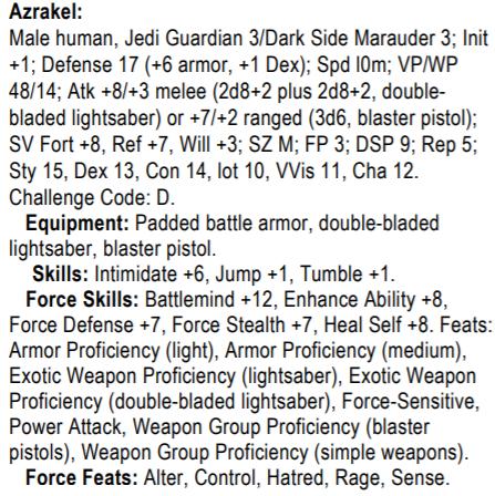 Focus: Azrakel STlY47N