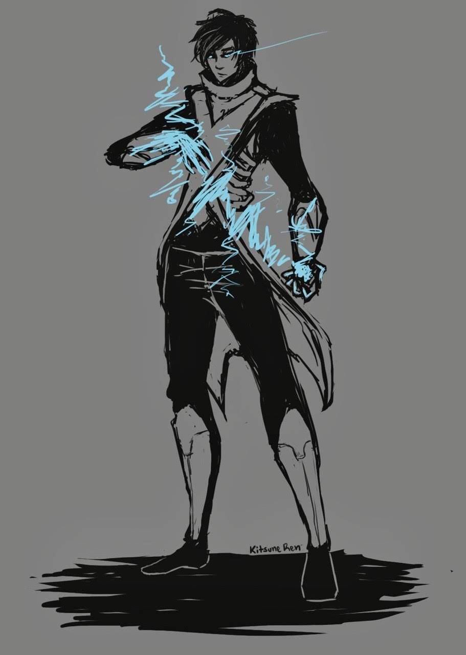 Arc Warlock