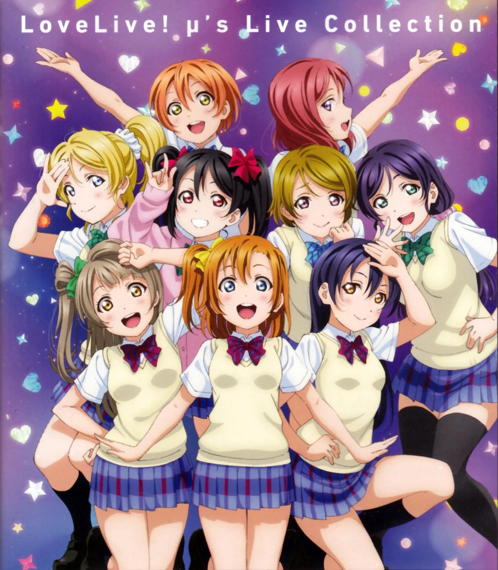 Love Live! µ's Live Collection