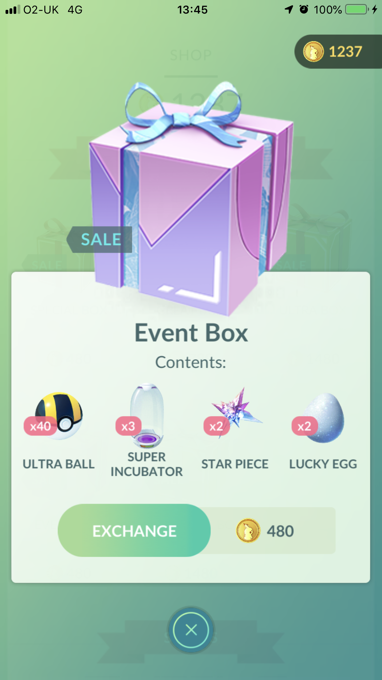 Breaking News Roundup - Go Fest Dortmund - image of new event box